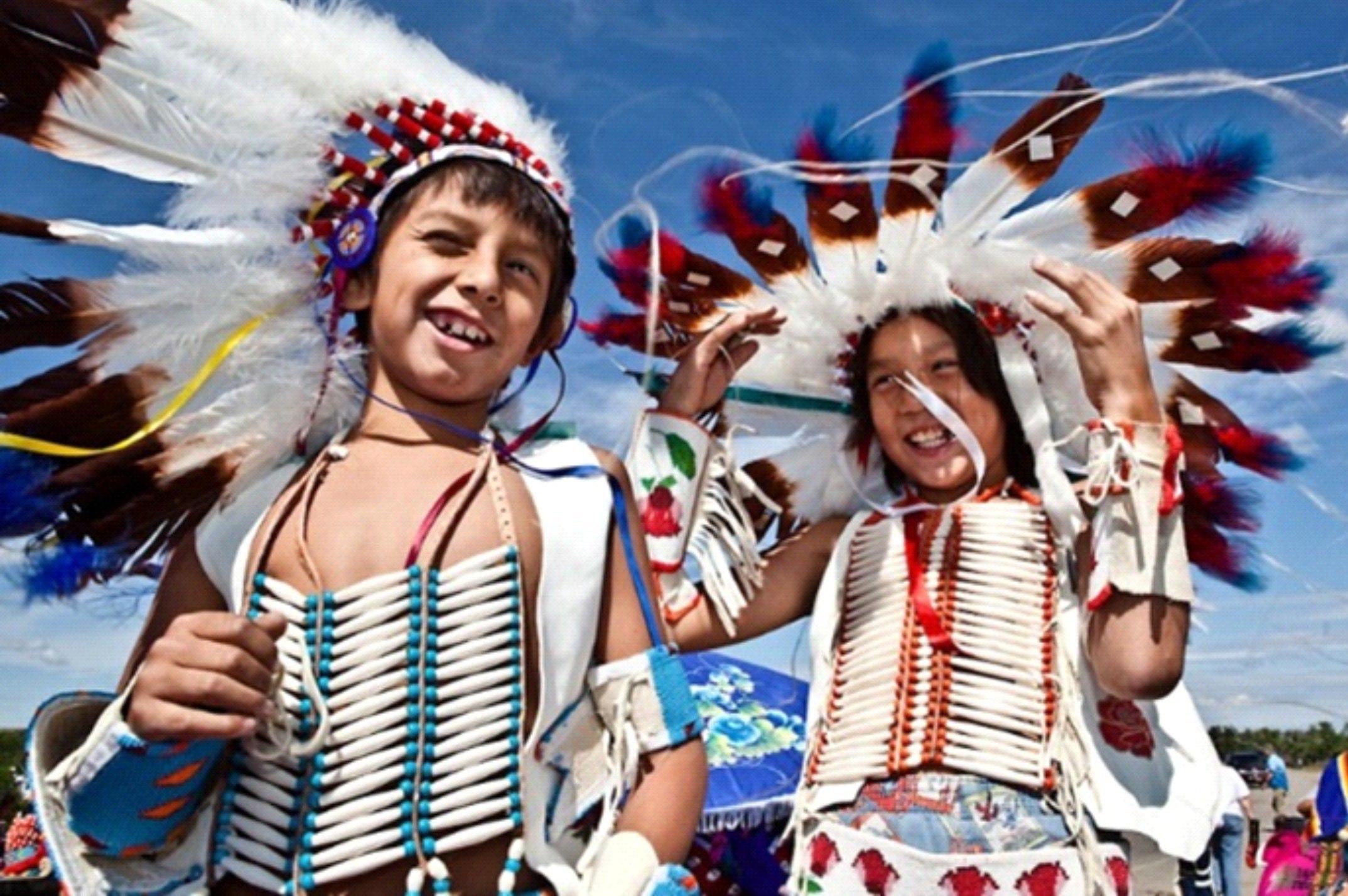 Фото праздник у индейцев 4
